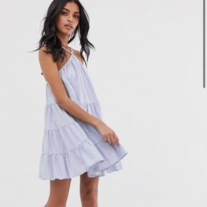 Lost Ink cami swing dress